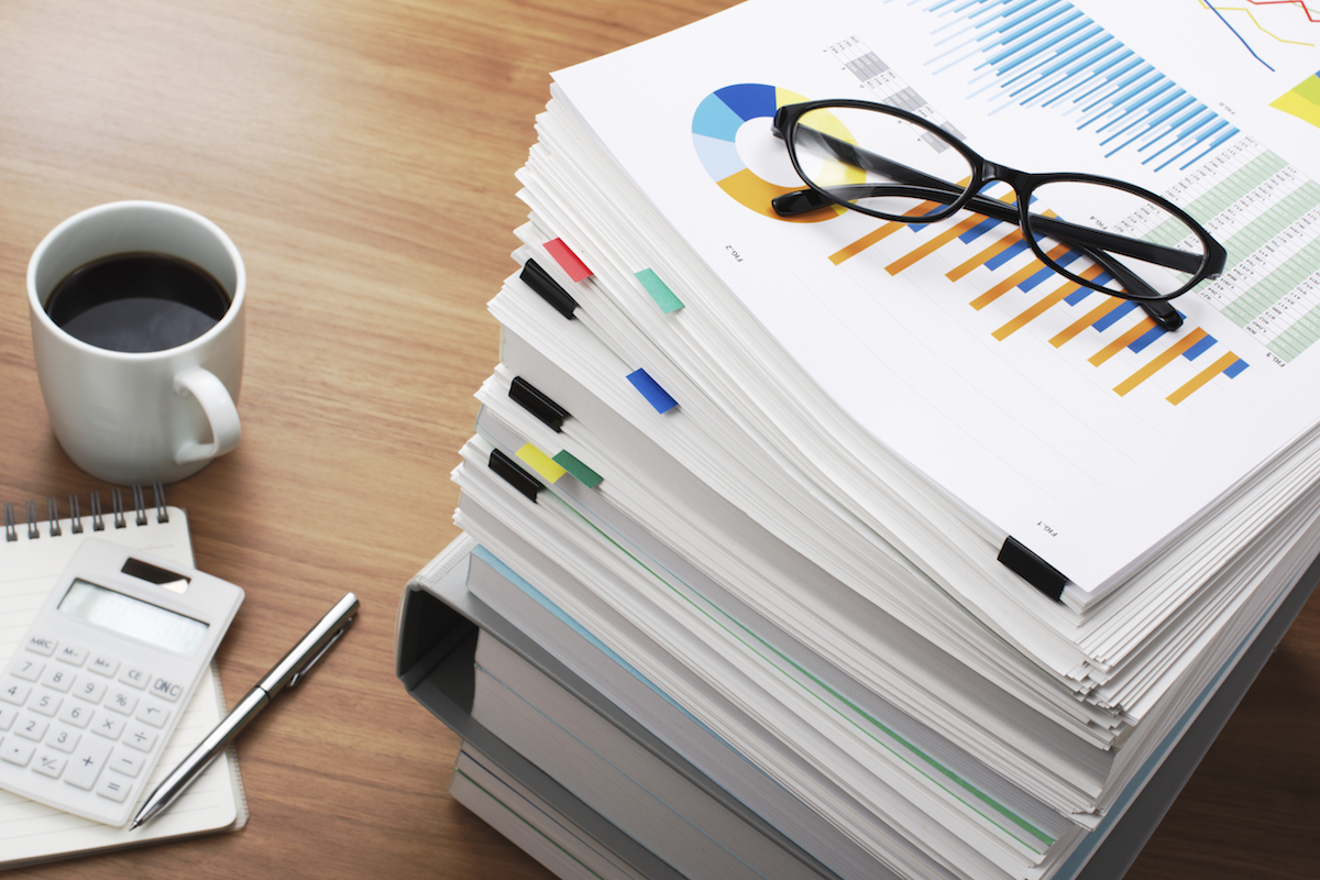 Organize your paperwork and boost your productivity
