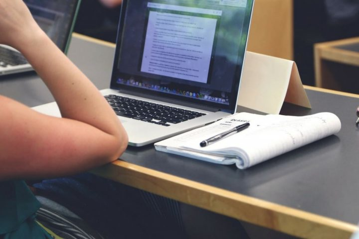 Study online with paper